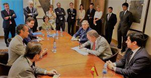 Schiaretti consiguió financiamiento por 60 millones de euros para la nueva Maternidad
