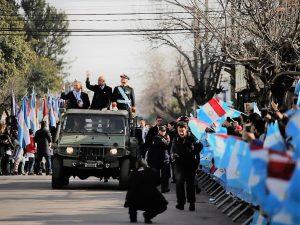 Día de la Independencia: Schiaretti renovó el pedido de «unidad» entre los argentinos