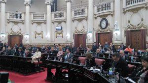 Pese al embate opositor, el oficialismo y el bloque K aprobaron el pliego de Mondino como Fiscal Anticorrupción