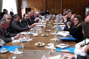 """Sica: """"El Acuerdo con la Unión Europea nos marca un rumbo de trabajo"""""""