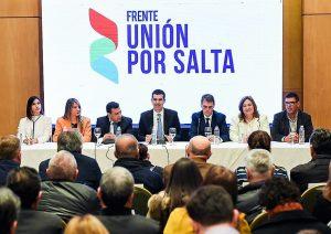 Urtubey atribuyó el «sufrimiento» de los argentinos a la «corrupción» y a la «timba financiera»