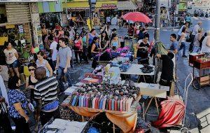 El sector textil es el más afectado por la venta ilegal, advirtió la CAME