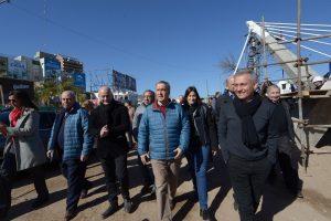 Schiaretti reafirmó que pese a la «crisis» que vive el país, Córdoba «no para»