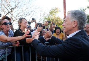 En clave electoral, Macri pidió apostar por «un país con futuro»