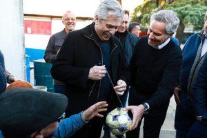 Solá acusó a Macri de apelar «al odio para ganar las elecciones»