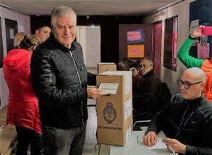 """Gutiérrez votó y destacó que «es importante tener diputados que defiendan a Córdoba"""""""