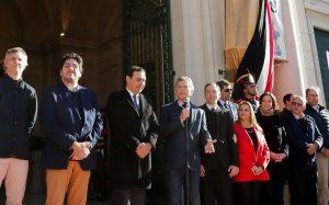 Desde Corrientes, Macri reafirmó el rumbo: «este es el camino, por acá es donde vamos»