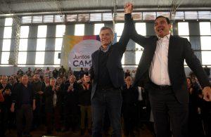 """Macri seguró que en las PASO se define «si seguimos avanzando hacia el futuro o volvemos al pasado"""""""