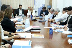 Mesa de trabajo entre Nación y provincias con eje en la modernización del Código de Minería Nacional
