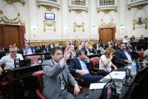 Unicameral: Cambiemos acompañó proyecto girado por Schiaretti que busca una mayor ejecución presupuestaria en áreas sensibles