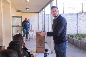 En las PASO de este domingo también votaron otros candidatos cordobeses