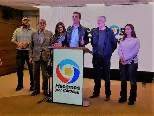 Calvo: «Nuestra defensa de Córdoba está  más firme que nunca»