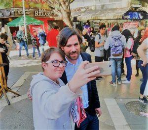 Desde Córdoba, Del Caño demandó un plan de emergencia «para recuperar el salario y el empleo»