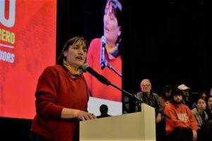 Del Plá: «Una gran elección del FIT cambiará la situación política del país»
