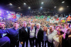 Fernández cierra la campaña  del Frente de Todos Córdoba con un gran acto en el Orfeo