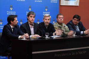 Frigerio reforzó el mensaje del Gobierno: habrá una elección «con muchísima transparencia»