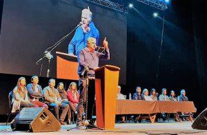 Gutiérrez reafirmó la defensa por la «Lista de Juan» y pidió el voto a los cordobeses