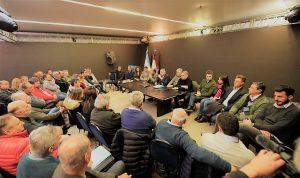 Intendentes peronistas reclaman compensación de Nación por las medidas que afectan las arcas municipales