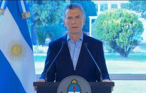 Medidas: «Entendí» el mensaje de las urnas y «les pedí mucho», dos frases de Macri a las golpeadas clases media y baja