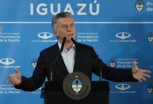 «Estamos construyendo una Argentina federal, en serio», afirmó Macri