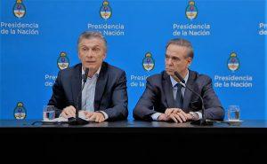 Tras las fuertes versiones, Pichetto descartó cambios en el Gabinete macrista