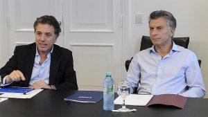 Cambio en el Gabinete: Dujovne renunció y lo reemplaza el vidalista Lacunza