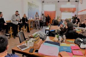 Se presentaron 322 proyectos para el Club de Emprendedores