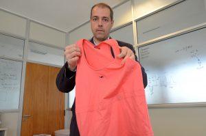 Científicos diseñan prendas que previenen la muerte súbita del bebé y controlan el embarazo