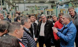 Negri le salió al cruce a Alberto Fernández por la promesa de «desdolarizar las tarifas»