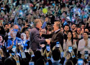 Con miras a las PASO, Negri, Mestre y Baldassi defendieron el cambio que propone Macri