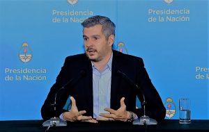 Peña atribuyó la derrota en las PASO a «un desgaste muy grande» por la recesión y la caída del salario