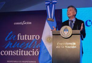 Con una indirecta al kirchnerismo, Macri afirmó que hoy «no hay abuso de poder» y la «verdad» está sobre la mesa