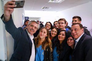 Fernández pronosticó que el próximo domingo se puede empezar «a cambiar la provincia y el país»