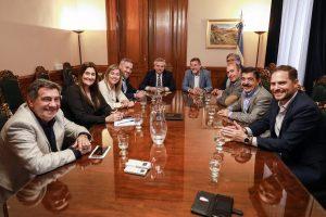 «Macri debe de estar contando los días», chicaneó Alberto F.