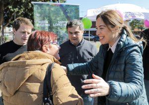 En clave electoral, Vidal afirmó que «hay que salir a la calle orgullosos por las peleas que dimos»