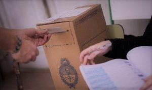 El camino del voto en las elecciones 2019
