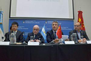 Etchevehere: «Argentina y China están preparados para intercambiar todo tipo de productos»