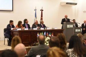 La justicia social, eje central de las jornadas que congrega a juristas argentinos y de otros países