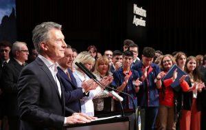 Ante la desigualdad y la pobreza, Macri afirmó que «la educación es la que hará crecer a la Argentina»