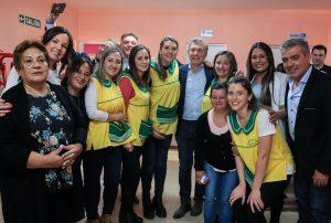 Macri inauguró un Espacio de Primera Infancia que fue hecho con el dinero de «las valijas de Antonini Wilson»