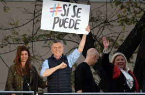 «Nos une cuidar la democracia y decirle no a la impunidad», afirmó Macri en la primera marcha #SíSePuede