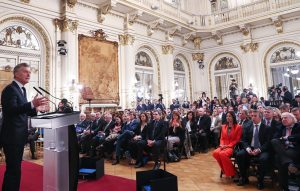 Macri presentó el proyecto de nuevo Código (PCyC) y le apuntó a la Justicia