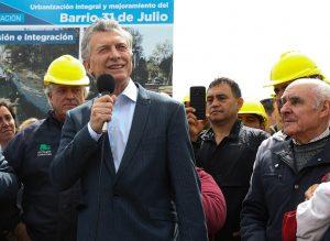 Macri dijo que se hace cargo de la «coyuntura difícil» y por eso su Gobierno está llevando «alivio» a los argentinos