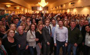 «No se van a volver a repetir esquemas de ajuste», prometió Pichetto si es reelecto Macri