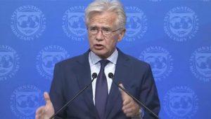 El FMI reconoció que es «difícil avanzar rápidamente» con la Argentina