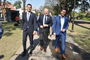 Junto a Lavagna, Urtubey dijo que Macri «no es la alternativa para que no vuelva el kirchnerismo»