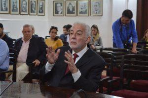 Con amplio apoyo, la Unicameral aprobó el pliego de Angulo como vocal del TSJ