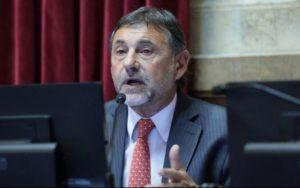 En su rol de jefe de los senadores del PJ, Caserio dijo que «no» a un nuevo pedido de desafuero de CFK