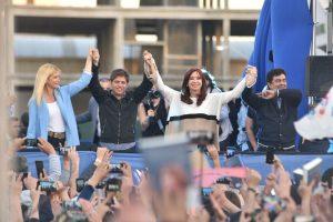 CFK le apuntó a Macri y al FMI por estas políticas que llevaron al «endeudamiento» y el «hambre»