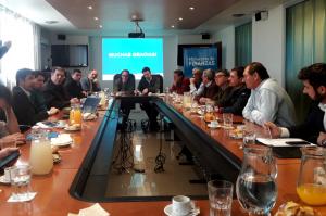 Provincia y Municipios coincidieron en la necesidad de optimizar el empleo de los recursos